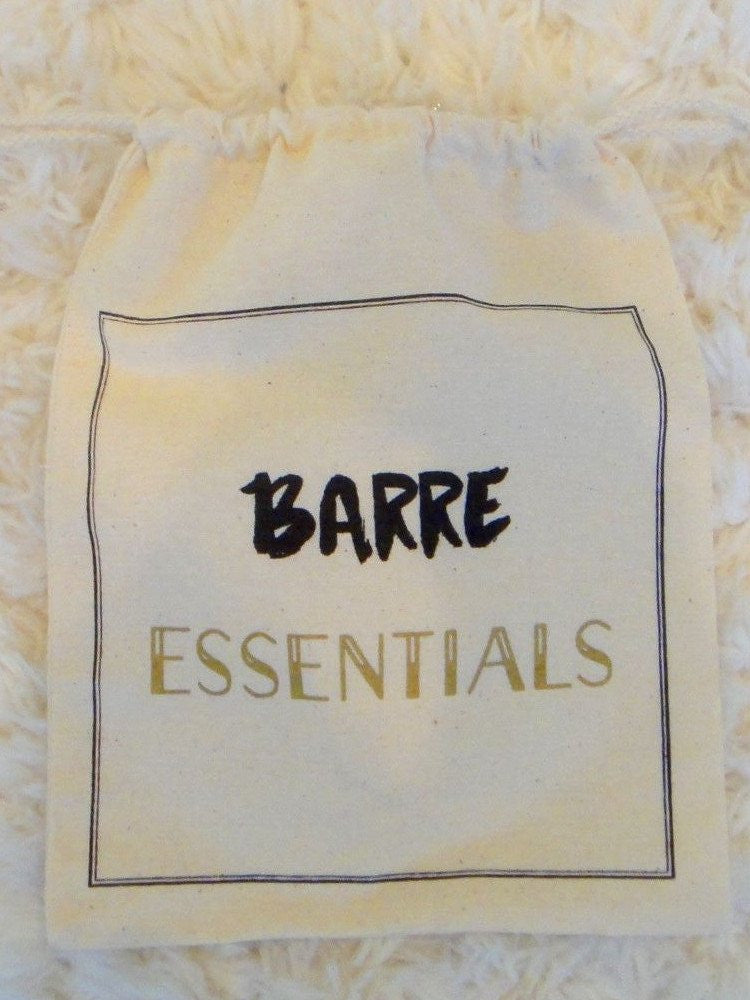 Barre Sock Bag - Barre Essentials - simplyWORKOUT
