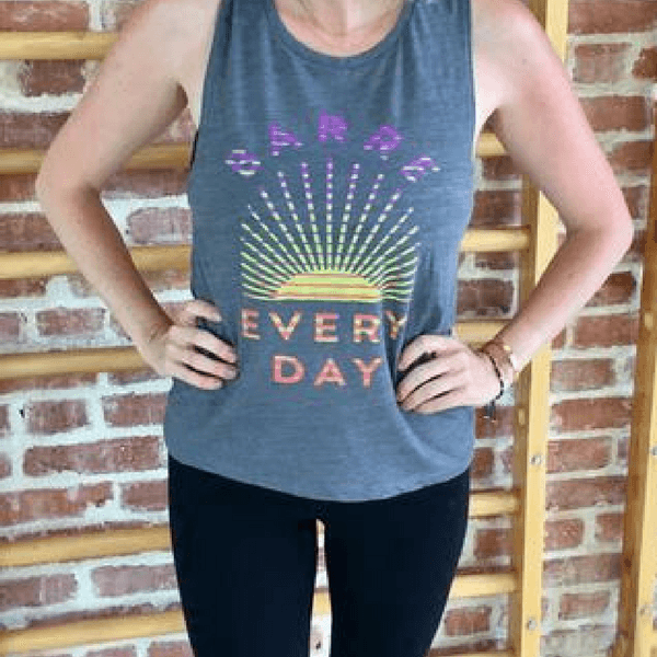 Barre Every Day Muscle Tank