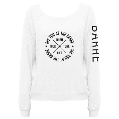 Barre Mantra Pullover