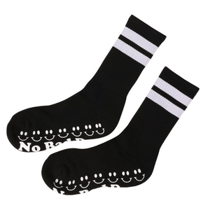 No Bad Days Mid-Calf Crew Socks (Barre / Pilates)