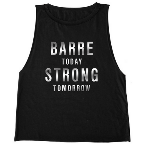 Barre Today Strong Tomorrow Tank