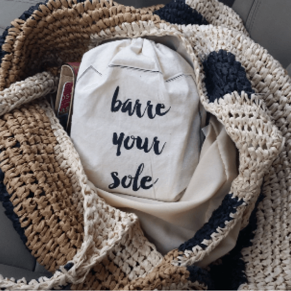sock bag Barre Sock Bag - Barre Your Sole