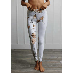 Basque Performance Leggings