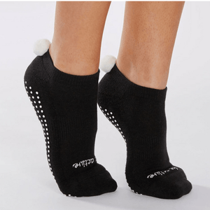 Pom Pom Grip Socks - Be Active  (Barre / Pilates)