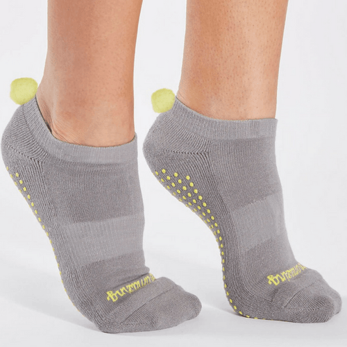 Pom Pom Grip Socks - Be Amazing  (Barre / Pilates)