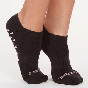 Grip Socks - Be Brave (Barre / Pilates)