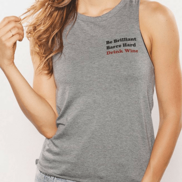 Be Brilliant Tank
