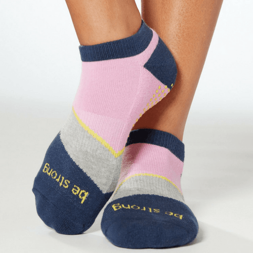 Grip Socks - Be Strong  (Barre / Pilates)