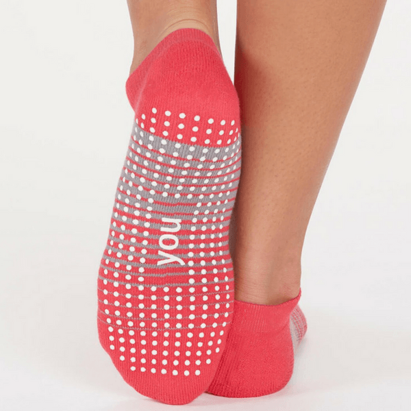 Grip Socks - Be You - Stripe (Barre / Pilates)
