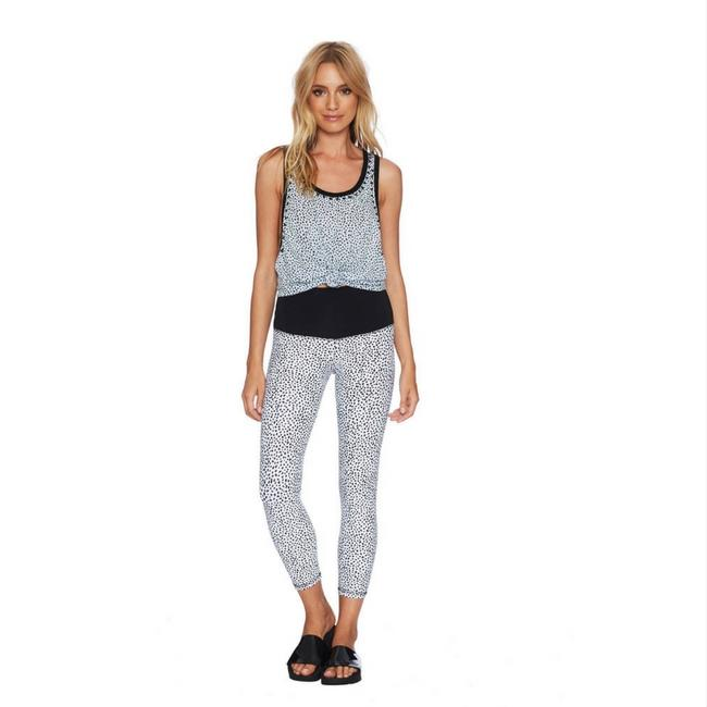 Charlie Crop Dot Leggings