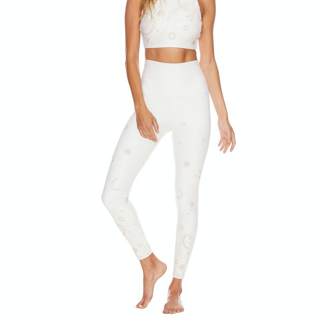 beach riot Lunar Leggings - Ivory