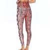 Beach Riot Pink Snake Leggings