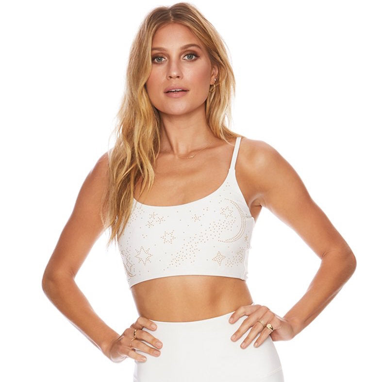 beach riot Weslie Top - Ivory
