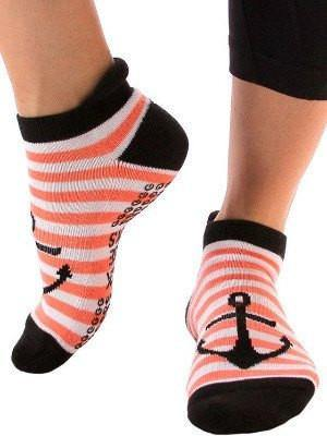 Anchored (Barre / Pilates) - Rock These Socks