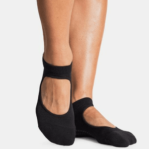 pointe studio Josie Grip Socks black