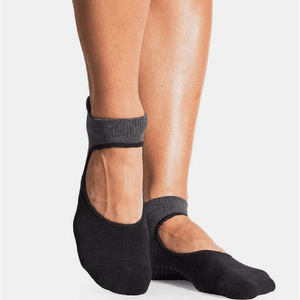 nina  pointe studio grip socks