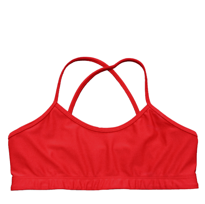 Basic Red Bralette