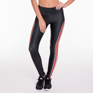 Double candy cane Leggings goldsheep apparel