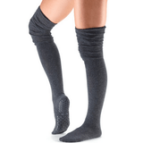 Charlie Over the Knee High Grip Socks (Barre/Pilates)
