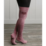 Colt Over the Knee High Grip Socks (Barre/Pilates)