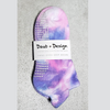Daub + Design Pixie Grippy Sock