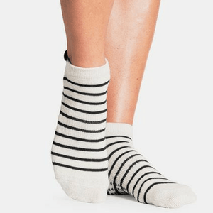 pointe studio donna grip socks white