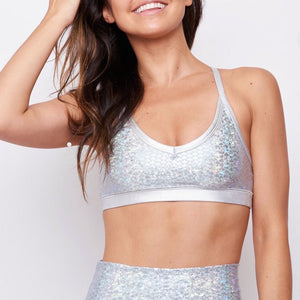 Crystal Mermaid Bralette