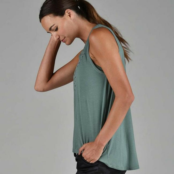 GLYDER  Noble tank top