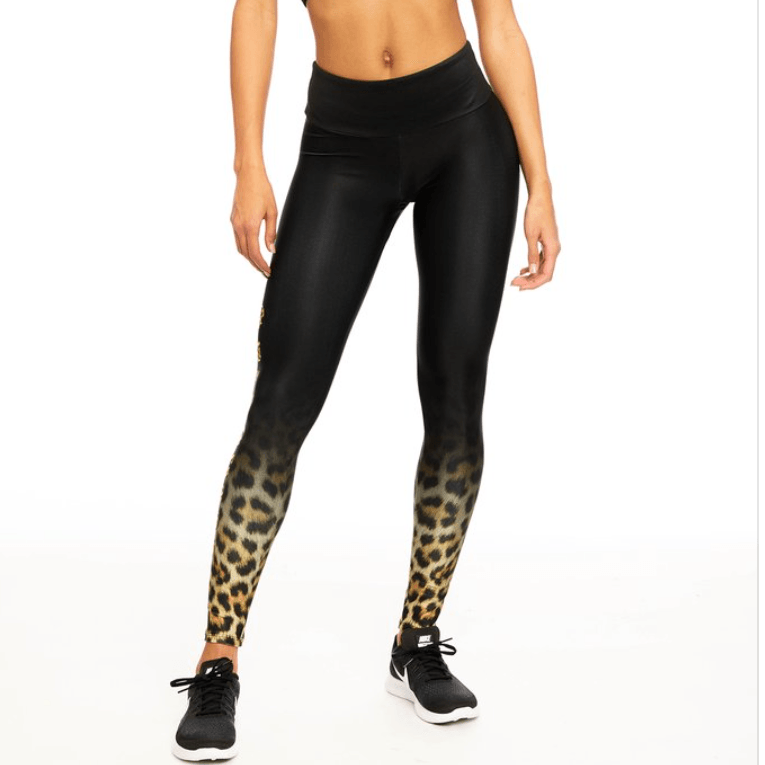 Cheetah Fade Leggings