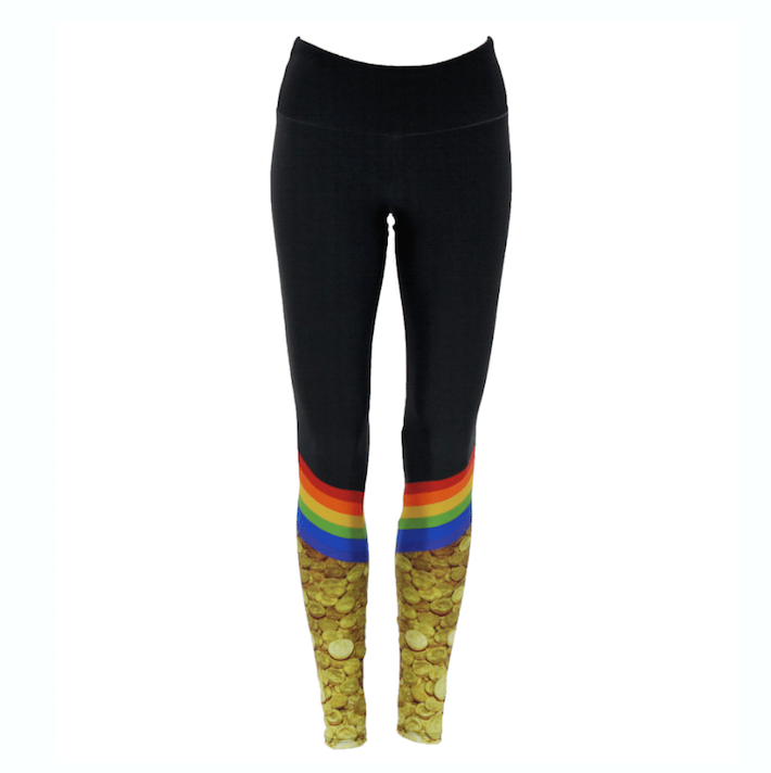 Goldsheep Leggings End of Rainbow