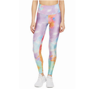 Goldsheep Rainbow Tie Dye Leggings