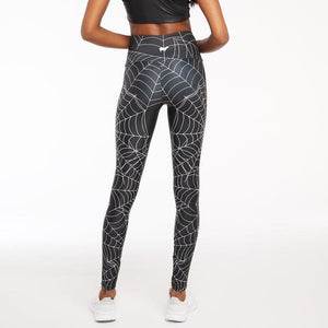 goldsheep spider web leggings