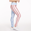 Vintage Flag Leggings