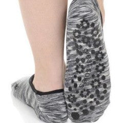 Ballet Barre Space Dye Grip Sock (Barre / Pilates) - Great Soles