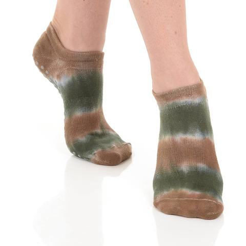 Tie Dyed Grip Sock (Barre / Pilates)