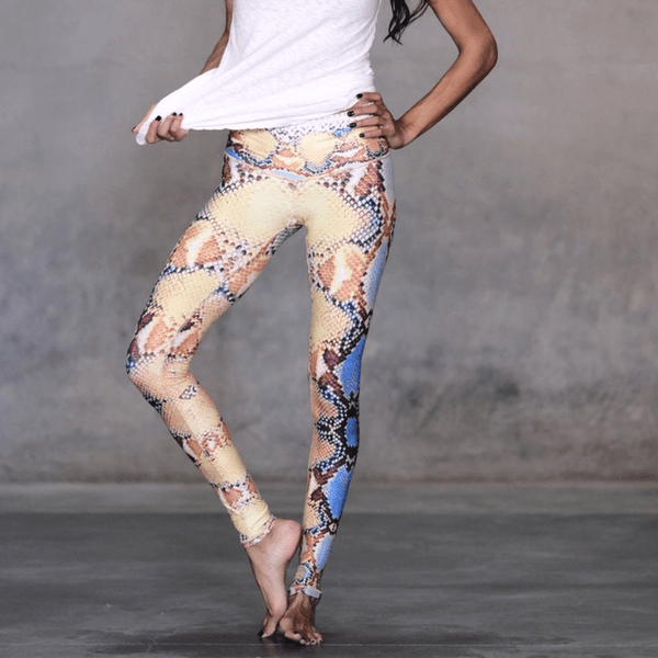 anaconda niyama sol hot yoga legging