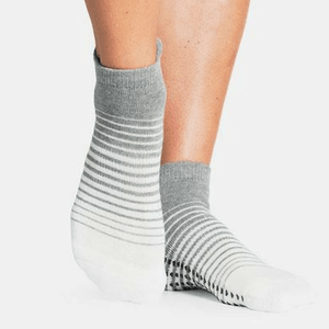 Jesse Grip Socks White