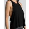 Joah Brown Exhale Tank Black
