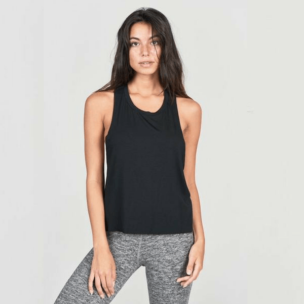 phases tank in black by joah brown