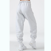 joah brown oversized pearl gray jogger