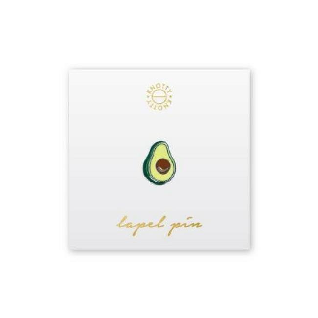Avocado Lapel Pin