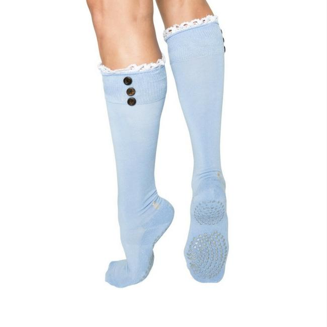 Beach Bunny Knee High Grip Socks