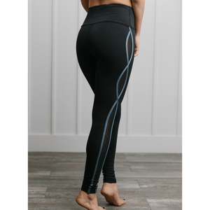 Liza Legging - Black Combo