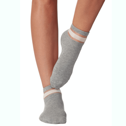 The Crew Sock - Light Grey