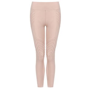 lurv New Beginnings - 7/8 Leggings - Blush