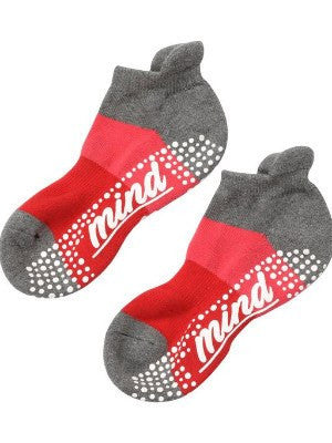Mind Over Matter Grip Socks (Barre / Pilates) - BarreSocks.