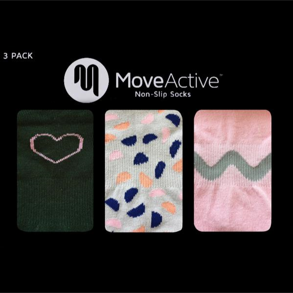 Move Active Gift Box MoveActive x Cat Webb Collab