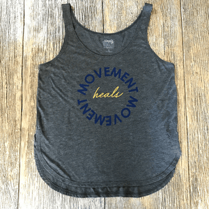 Movement Heals Muscle Tank