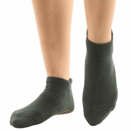 Naughty And Nice - Grip Socks