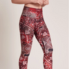 niyama sol high waisted california love leggings